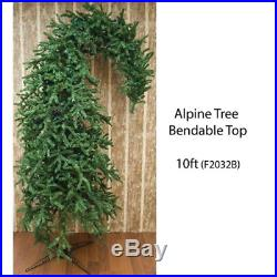 10 Foot Bendable Grinch Whoville Christmas Tree