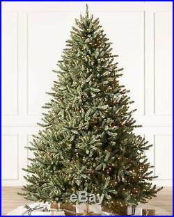 Balsam Hill Classic Blue Spruce Artificial Christmas Tree, 9.5 F. T UNLIT