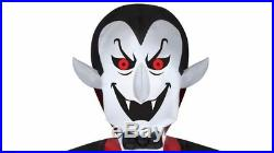Halloween Airblown Inflatable Vampire with Cape 12ft Tall Yard Decor NEW