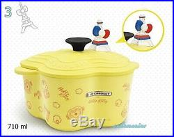 Le Creuset La Petite Collection for Hello Kitty edition complete set of 8 pcs