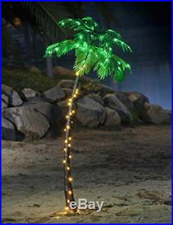 NEW Lightshare Lighted Palm Tree, Large FREE2DAYSHIP TAXFREE