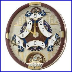 beb1db9c2 Seiko 30 Melodies in Motion 2018 Musical Christmas Wall Clock Collector  Edition